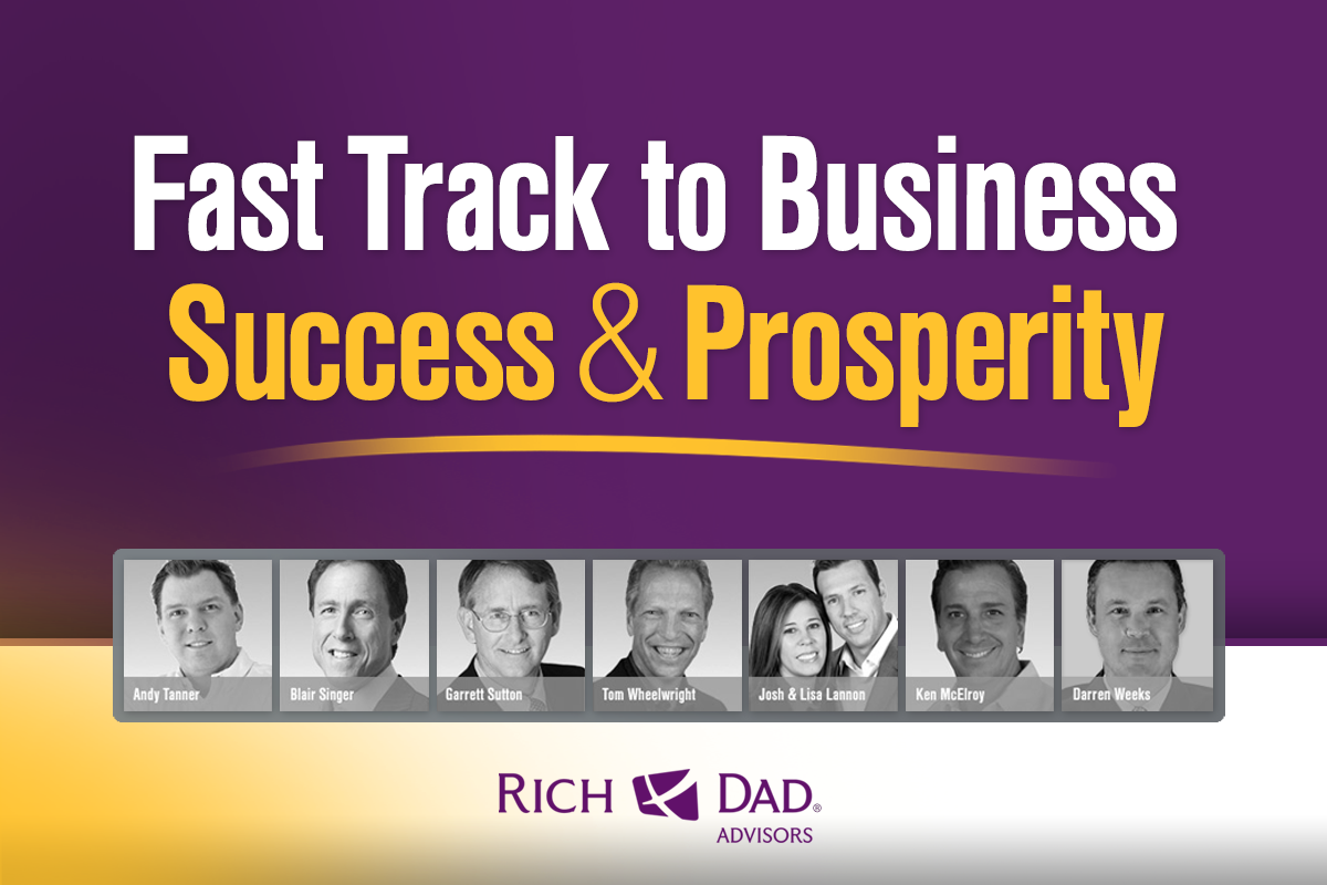 Free Live Video Chat with Rich Dad Advisors